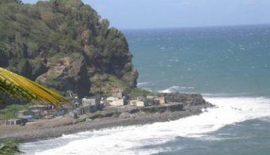 Quartier de nord plage