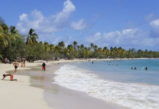 plage grande anse salines